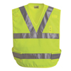 Horace Small Mens Hi-Vis Breakaway Safety Vest UNF HS3336-RG-L