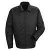 Red Kap Mens Slash Pocket Jacket UNF JT22BK-RG-XXL