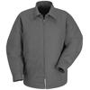 workwear jackets: Red Kap - Men's Perma-Lined Panel Jacket