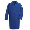 Bulwark Mens EXCEL FR® Lab Coat - 7 oz. UNF KNL2RB-RG-L