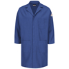 Bulwark Mens Nomex® IIIA Concealed Snap-Front Lab Coat - 6 oz. UNF KNL6RB-RG-M