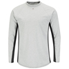 Bulwark Mens EXCEL FR® Two-Tone Base Layer UNF MPU8GY-RG-5XL