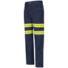 workwear enhanced & hi vis: Red Kap - Men's Enhanced Visibility Men's Relaxed Fit Jeans