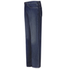workwear: Bulwark - Men's EXCEL FR® Straight Fit Sanded Denim Jeans - 12.5 oz.