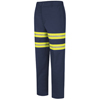 workwear enhanced & hi vis: Red Kap - Men's Enhanced Visibility Dura-Kap® Industrial Pant