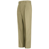 workwear pleated front pants: Red Kap - Men's Pleated Twill Slack
