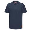 Bulwark: Bulwark - Men's iQ Short Sleeve Polo Shirt