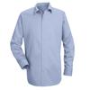 Red Kap Mens Specialized Cotton Work Shirt UNF SC16LB-LN-L