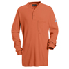 workwear: Bulwark - Men's EXCEL FR® Tagless Henley Shirt