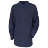 flame resistant: Bulwark - Men's EXCEL FR® Tagless Henley Shirt