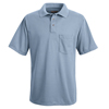 Soft Shell Compact: Red Kap - Men's Performance Knit® Polyester Solid Shirt