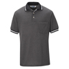 workwear Polo Shirts: Red Kap - Men's Performance Knit® Diamond Pattern Shirt