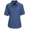 womens shirts: Red Kap - Women's Cotton/Polyester Blend Pique Knit Shirt