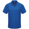 Red Kap Mens Active Performance Polo UNF SK92RB-SS-L