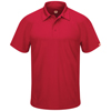 Red Kap Mens Active Performance Polo UNF SK92RD-SS-L