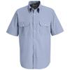 Red Kap Mens Deluxe Uniform Shirt UNF SL60WB-SSL-4XL