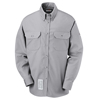 workwear shirts long sleeve: Bulwark - Men's Uniform EXCEL FR® ComforTouch® Dress Shirt - 7 oz.