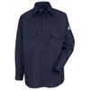 bulwark: Bulwark - Unisex EXCEL FR® ComforTouch® Uniform Shirt - 6 oz.