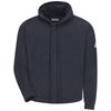 bulwark: Bulwark - Men's Zip-Front Hooded Modacrylic Fleece Sweatshirt