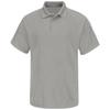 Bulwark Mens CoolTouch® 2 Classic Polo Shirt UNF SMP8GY-SS-L