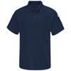 Bulwark Mens CoolTouch® 2 Classic Polo Shirt UNF SMP8NV-SS-L