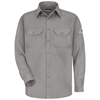 workwear: Bulwark - Men's CoolTouch® 2 Uniform Shirt - 5.8 oz.