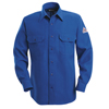 flame resistant: Bulwark - Men's Nomex® IIIA Uniform Shirt - 6 oz.