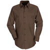 Red Kap Mens Industrial Work Shirt UNF SP14CB-LN-XXL