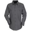 workwear mens shirts: Red Kap - Men's Industrial Work Shirt