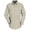 Red Kap Mens Industrial Work Shirt UNF SP14LT-LN-XL