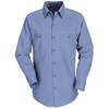 Red Kap Mens Industrial Work Shirt UNF SP14MB-LN-3XL