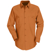red kap: Red Kap - Men's Industrial Work Shirt