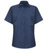 workwear womens shirts: Red Kap - Women's Industrial Work Shirt