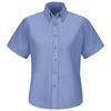 Red Kap Womens Poplin Dress Shirt UNF SP81LB-SS-10