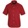 Red Kap Womens Poplin Dress Shirt UNF SP81RD-SS-12