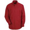 workwear: Red Kap - Men's Poplin Dress Shirt