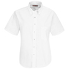 workwear shirts short sleeve: Red Kap - Women's Executive Oxford Dress Shirt