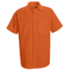 workwear: Red Kap - Men's Enhanced Visibility Work Shirt