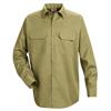 Red Kap Mens Utility Uniform Shirt UNF ST52KH-RG-3XL
