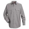 Red Kap Mens Utility Uniform Shirt UNF ST52SV-LN-L
