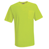 workwear coverall: Red Kap - Men's Enhanced Visibility T-Shirt