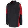 workwear unisex shirts: Red Kap - Unisex Crew Shirt