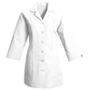 Red Kap Womens Adjustable 3/4 Sleeve Fitted Smock UNF TP11WH-RG-S