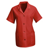 Red Kap Womens Loose Fit Smock UNF TP23RD-SS-XL