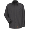 workwear shirts long sleeve: Wrangler Workwear - Men's Work Shirt