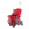 Unger Side-Press Restroom Mop Bucket Combo UNGCOMBR