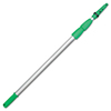 cleaning chemicals, brushes, hand wipers, sponges, squeegees: Unger® Opti-Loc Extension Pole