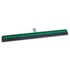 cleaning chemicals, brushes, hand wipers, sponges, squeegees: Unger® AquaDozer® Heavy-Duty Floor Squeegee