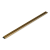 cleaning chemicals, brushes, hand wipers, sponges, squeegees: Golden Clip® Window Brass Channel