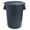 Unisan Round Waste Receptacle UNS 32GLWR GRA